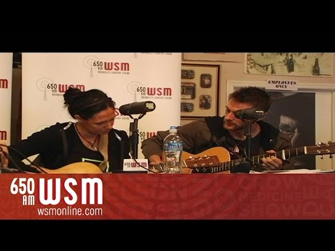 """Kasey Chambers & Shane Nicholson - """"Once In A While"""" 