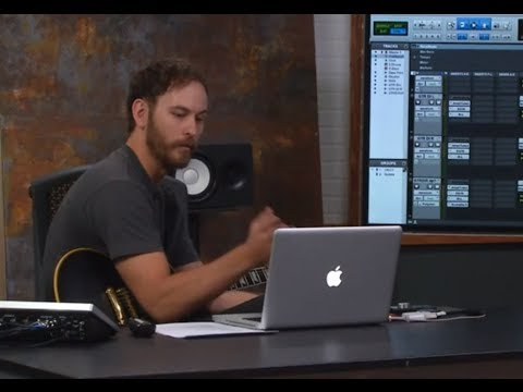 Andrew Wade: How to Speed Up Guitar Tracks in Pro Tools