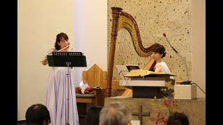 B.アンドレ作曲 ナルテックス(教会の拝廊)