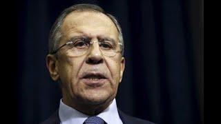 أخبار عربية   لافروف: على الولايات المتحدة الكف عن أي أفعال أحادية في #سوريا