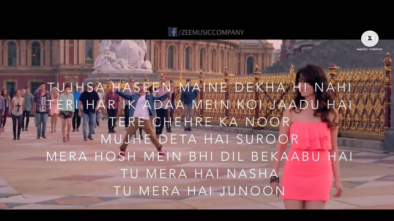 caller tune song lyrics humshakals hd youtube