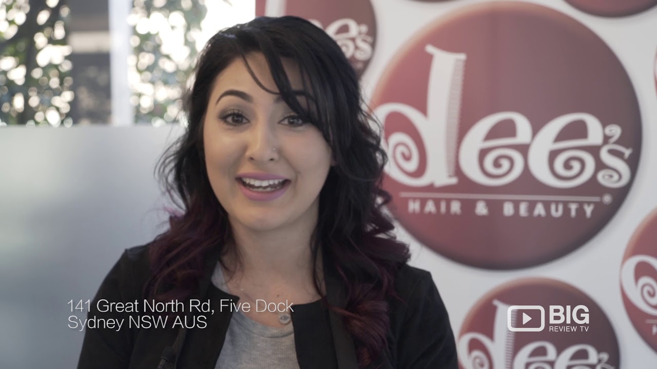 Dee's Hair And Beauty, a Hair Salon in Sydney for Hairstyles, Haircut or for Makeup