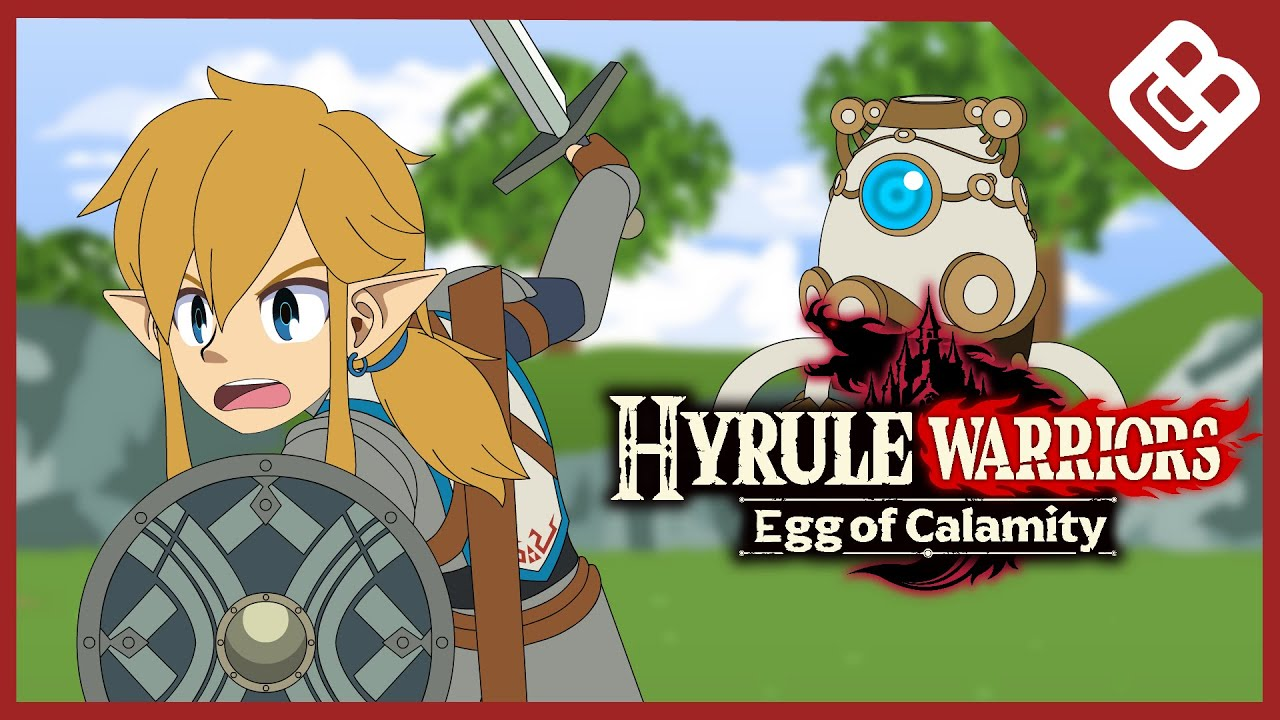 Check Out This Hyrule Warriors Age Of Calamity Animation Zelda Dungeon
