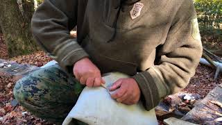Maine Primitive Skills School Survival, Bushcraft, and Rewilding Introduction