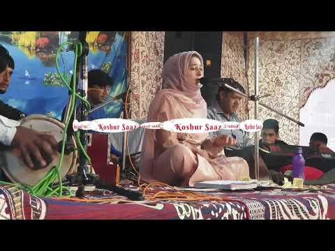 Dal ti Bani Bai Batti Bani bai ☺ || Zahida Taranum || Kashmiri song || Koshur Saaz