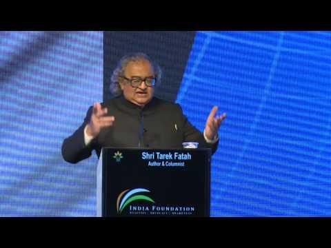 Tarek Fatah at India Ideas Conclave 2016