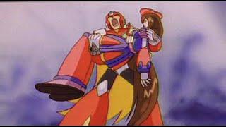 EL GENERAL E IRIS :( Megaman X4 (9)