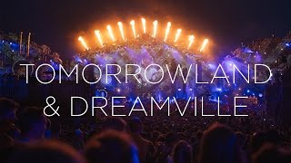 Tomorrowland & Dreamville 2014 Weekend 2 VLOG