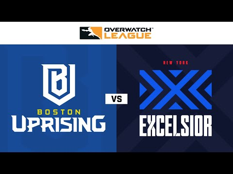 New York Excelsior vs Boston Uprising vod