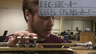 How to Play Let Me Love You on Trumpet