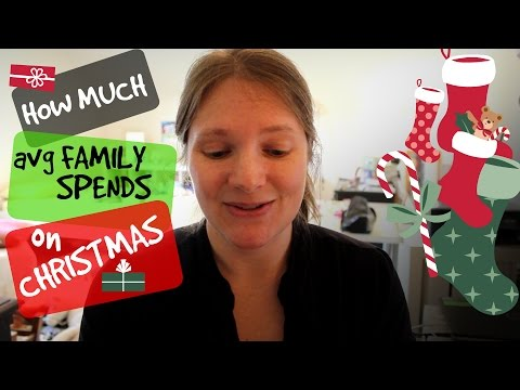 Christina Martinez - How much Americans will spend on Christmas this year!