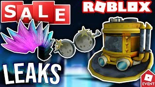 [LEAK] ROBLOX MIDNIGHT SALES ITEM | Leaks and Predictions