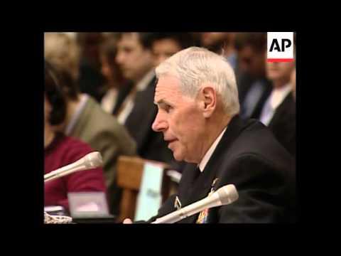 WRAP Admiral Fallon testifies on situation in Taiwan Straits. Gates s'bte