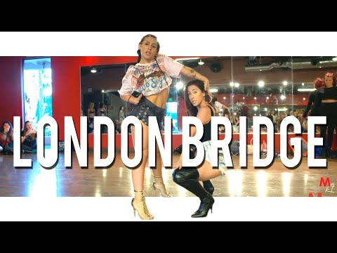 Fergie - London Bridge | Choreography With Brinn Nicole
