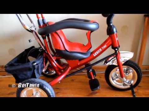 Велосипед Lexus (Lexx Trike 2013)