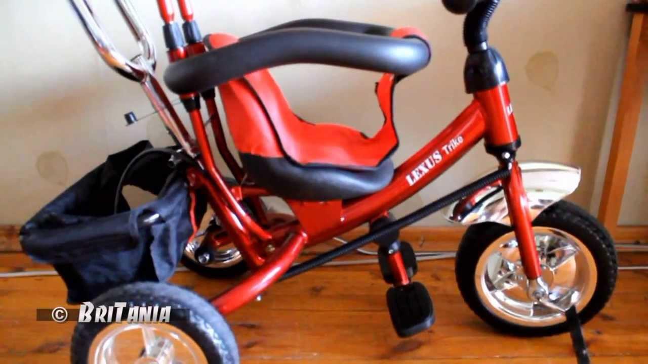 Главное преимущество велосипеда lexus trike next generation ( лексус трайк некст) перед аналогичными велосипедами это долговечность и износостойкость, все детали сделаны очень добротно. Детский велосипед lexus trike next generation (лексус трайк некст) максимально устойчив при.