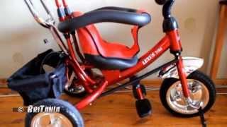 Велосипед Lexus (Lexx Trike 2013)(Мини-обзор детского трехколесного велосипеда. Спасибо за просмотр! Музыка в видео моя: http://bri-tania.net/?page=9 Прог..., 2013-05-23T20:17:27.000Z)