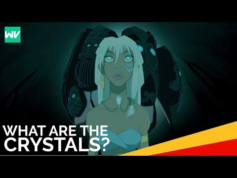 Disney Theory: The Heart Of Atlantis Origins! (Crystals Part 1)
