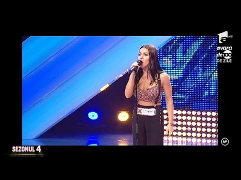 Nicoleta Nucă, extrem de sexy la X Factor. Delia: