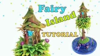 Fairy Island- Tutorial- WePam- Resin