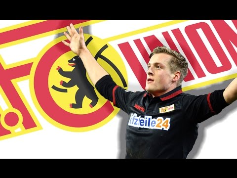 Felix Kroos  ● all goals & assists  ● Union Berlin  ● 2015 / 2016