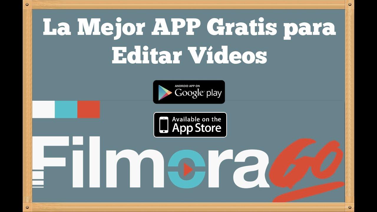 Android Y Iphone Filmorago Gratis