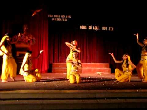 Hot Stars-Múa Ấn Độ
