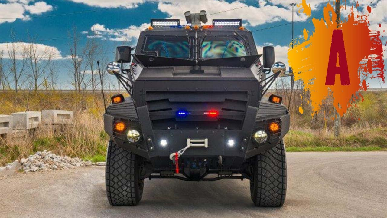 10 most expensive armoured vehicles in the world youtube