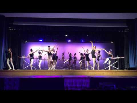 Misty Copeland Marina Del Rey Middle School Dance Company