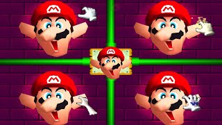 Mario Party Series - Minigame Evolution (Master Difficulty)