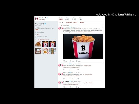 KFC Accepts Bitcoin, Russia Talks Legalization And Arizona Bitcoin Bill - 209