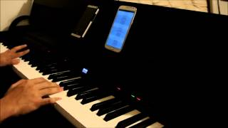 Download Austin Mahone-Shadow piano cover by jeff ip97 music MP3 song and Music Video