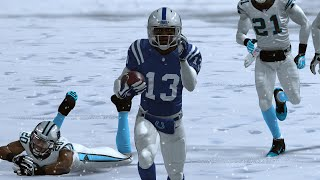 INSANE DOUBLE OVERTIME GAME Superstar Battle Andrew Luck vs Cam Newton - Madden 15 Online Gameplay