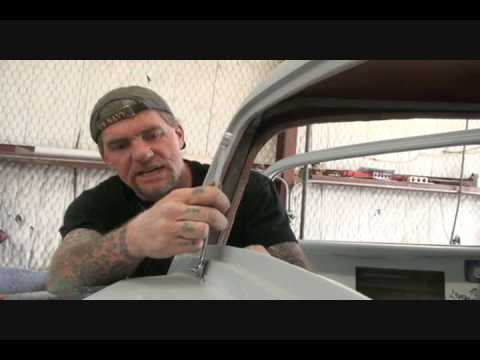 How To Remove Windshield Wipers >> 1933 1934 Ford-Streetbeasts-Windshield Wiper Installation