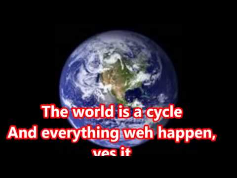 The World is a cycle by Richie Spice karaoke