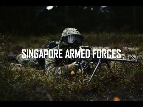 Singapore Armed Forces 2018