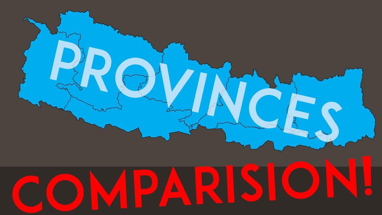 All PROVINCES of Nepal COMPARED | नेपालको प्रदेशहरु