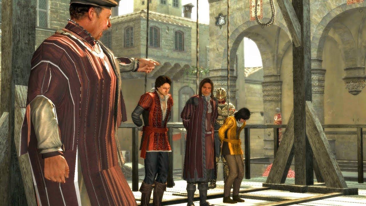Ezio's Family Death: Last Man Standing (Assassin's Creed 2 ...