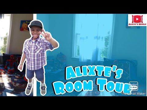 *OFFICIAL* AVENGERS ROOM TOUR 2021 | Alixte's World