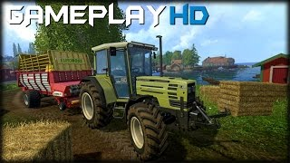 Farming Simulator 15 Gameplay (PC HD)