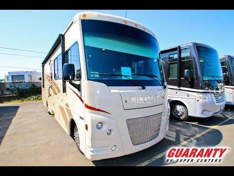 2018-winnebago-sunstar-31-be-class-a-motorhome-video-tour-•-guaranty.com