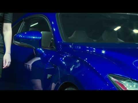 Live from Geneva 2014 - Lexus RC F Sport