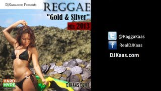 "Reggae Mix ""Gold & Silver"" ft Jah Cure, Bounty Killer, Chronixx, I-Octane, Vybz Kartel, Tarrus Riley"