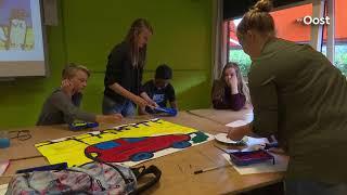 Herman Brood komt tot leven bij Thorbecke Scholengemeenschap Zwolle