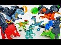 Angry Dinosaurs Are Coming~! Gear Up, Good Dinosaurs - ToyMart TV
