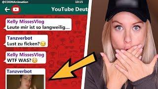 Tanzverbot will F*****! 😏😂 | YouTuber in einer WhatsApp Gruppe