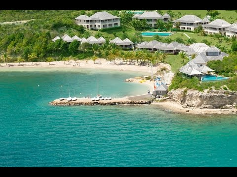 Nonsuch Bay Resort - ANTIGUA pure and simple - YouTube