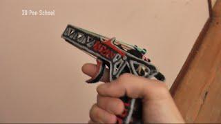 3D Pen   8 Shoot Semi-auto Rubber band Gun   3D Pen Creations