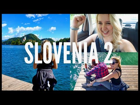 SCOTTISH SINGALONG ABROAD | SLOVENIA VLOG 2