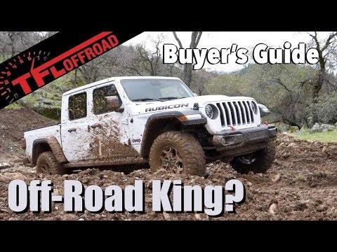 Gladiator vs Tacoma vs Colorado vs Ranger vs Frontier: Your Complete Guide to Midsize Offroad Trucks